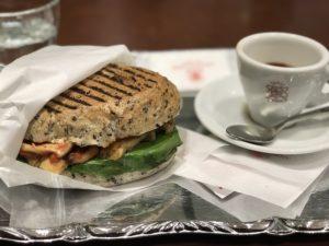 ANTICO CAFFÈ AL AVIS(アンティコカフェ アルアビス)@なんば