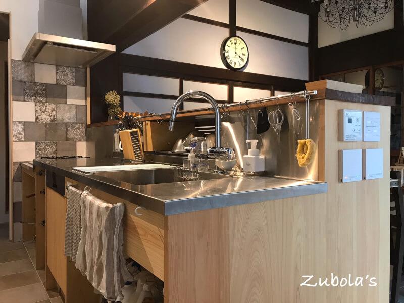 私の使いやすいキッチンはI型でした(使いやすいキッチンの考察 ~基本レイアウト編~)