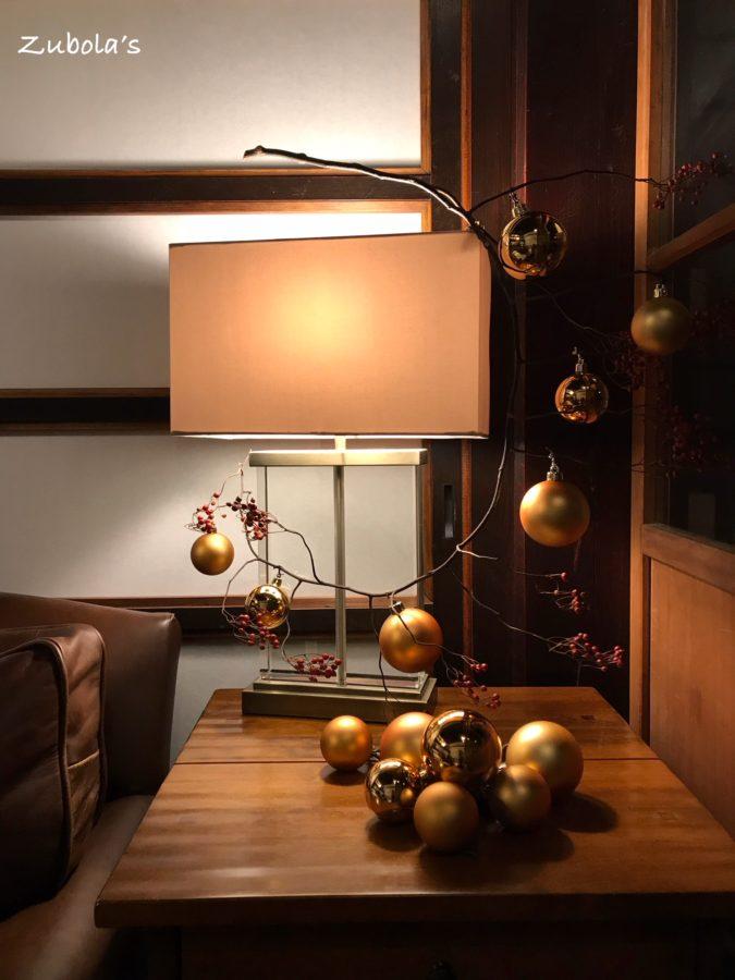 クリスマス デコレーション2 ツリーがない場合のアイディア