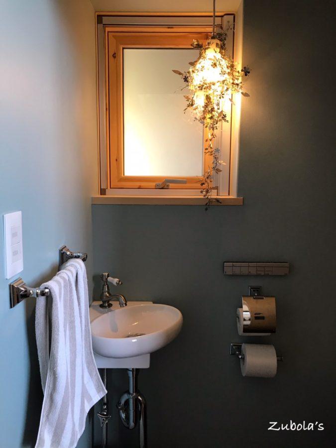 トイレを魅せるアクセサリー、水栓金具