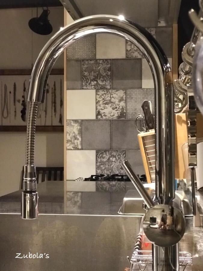 画像:クリンスイ&GROHE水栓(F914ZC)の使用感