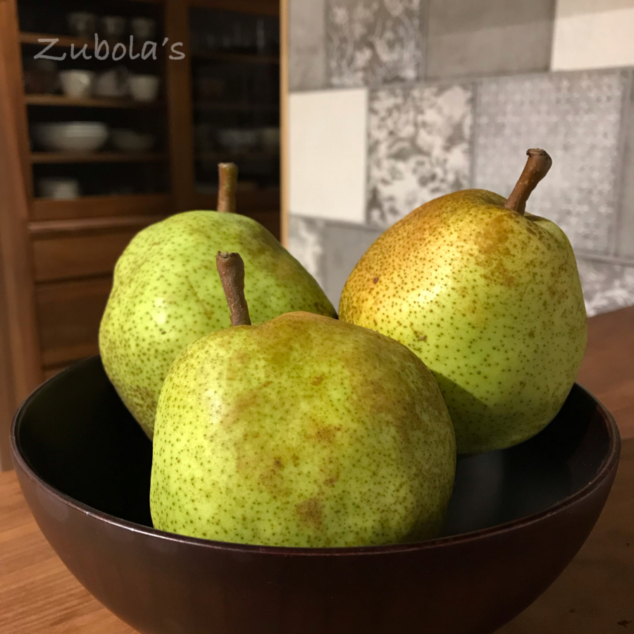 絵になる美味しい果物 洋梨