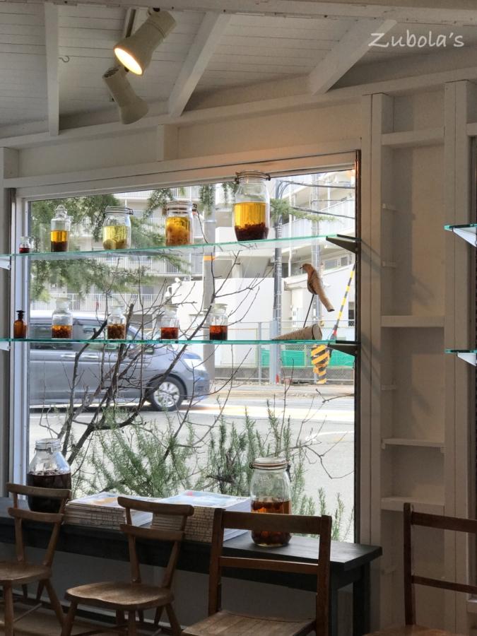 くるみの木 一条店。洗練された雑貨。安定のカフェ。人の多さには辟易