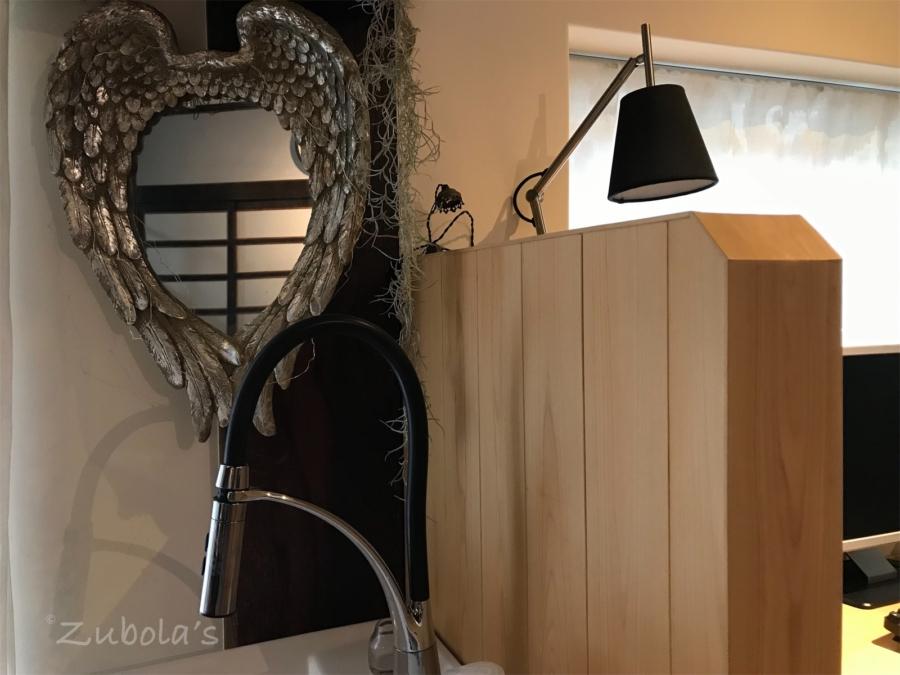 """""""キレイ""""をラクに維持できる家づくりは、片付いているように見せる設計をする:隠す壁を作る!"""