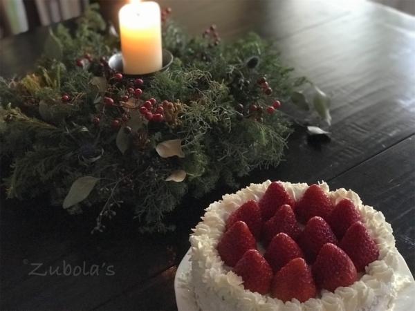 メリークリスマス!スポンジ買って手作り(?)ケーキのスゝメ #生活クラブ