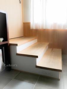 段差をつなぐ階段の考察。蹴上と踏面のちょうどいいサイズは?